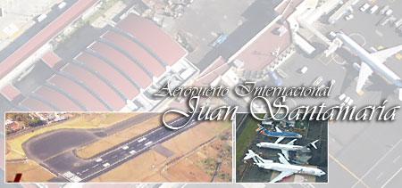 Aeropuerto Internacional Juan Santamaría