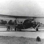 Avión Condor en La Sabana.