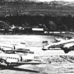 Aviones DC-3 TI-17, TI-18 y TI-16