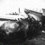 C-47, posiblemente en Los Chiles