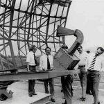 Inauguración del radar de El Coco