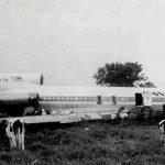 Accidente sin consecuencias personales de un B-727 de Pan American