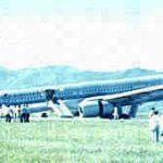 Accidente sin daños personales de un B757 de Eastern Airlines