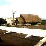 El aeropuerto de Liberia
