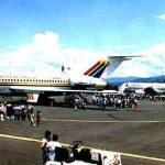 Primera Feria Internacional de la Aviación en el Aeropuerto Juan Santamaría, 1996