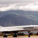 La llegada del Concorde, el avión supersónico de pasajeros más veloz del mundo